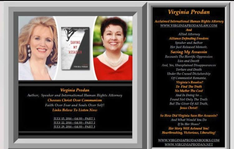 Virginia Prodan Ministries